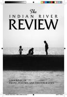 The Indian River Review: A Journal of Prose, Poetry, and Photography, Issue 2